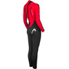 Head W's Swimrun Rough ÖtillÖ Ltd Suit Black/Red